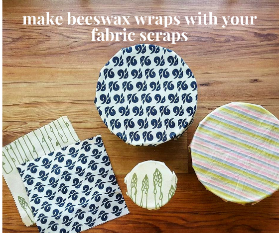 How to upcycle your scrap fabric