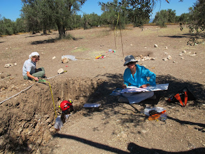 Palaeolithic tools found on Greek island