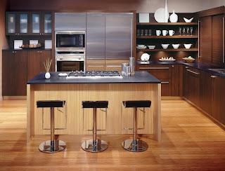 decorando cozinha