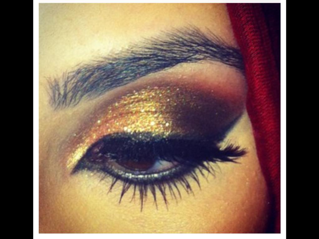 BEAUTY AND THE BLOG: Arabic/Desi Bridal Makeup