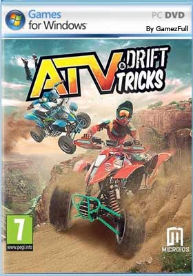 ATV Drift & Tricks PC [Full] [Español] [MEGA]