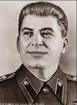 Josef Stalin ohne Schnauzbart lustiges zum lachen
