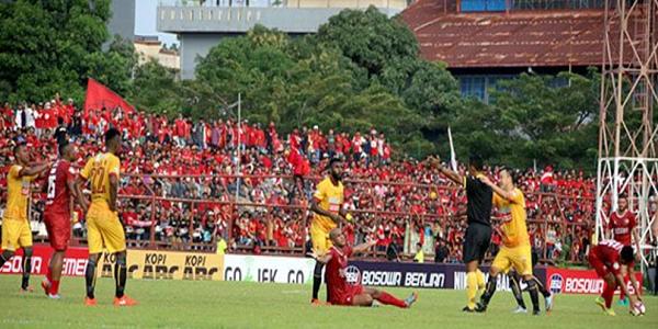 Akhirnya Sriwijaya FC Kirim Surat Protes ke PT LIB Karena Tak Puas Kinerja Wasit