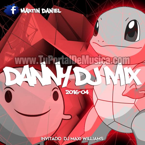Danny Dj Mix Volumen 4 (2016)