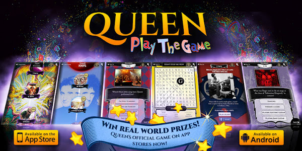QUEEN: PLAY THE GAME App OFICIAL ¡DISPONIBLE! queenplaythegame.com