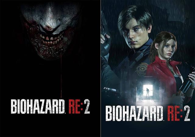 Resident Evil 2 (poster)