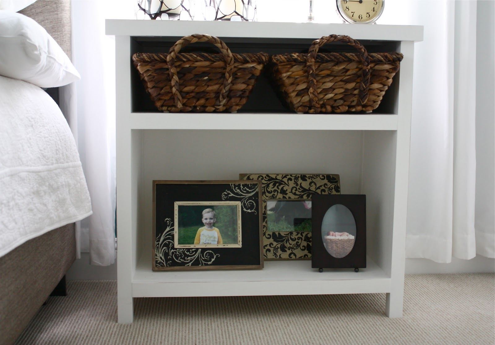 The Yellow Cape Cod Bedroom Makeover Before And After A: The Yellow Cape Cod: Bedroom Makeover~Before/After