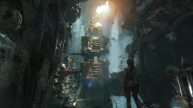 Review – Rise of the Tomb Raider: 20th Anniversary Edition cistern