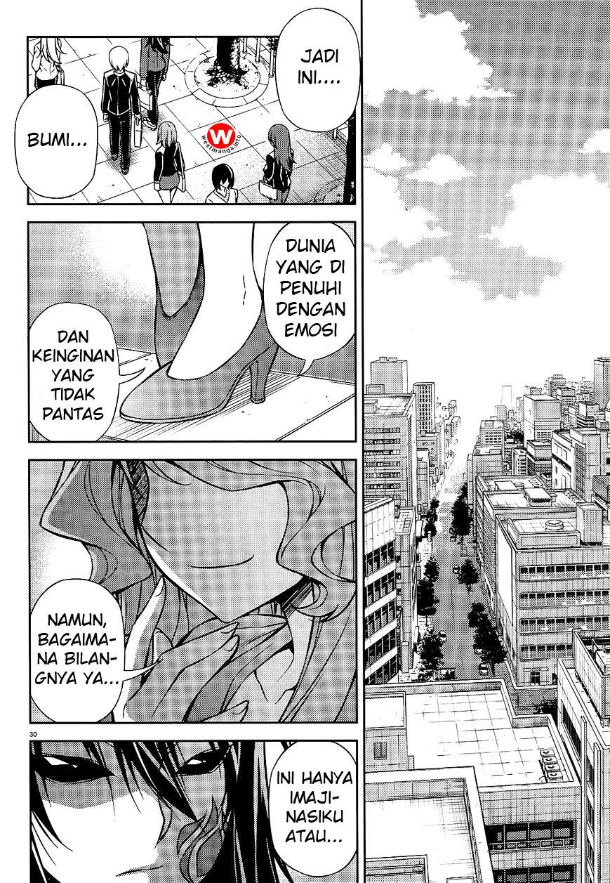 Baca Komik ARK: Romancer Chapter 7 Komik Station