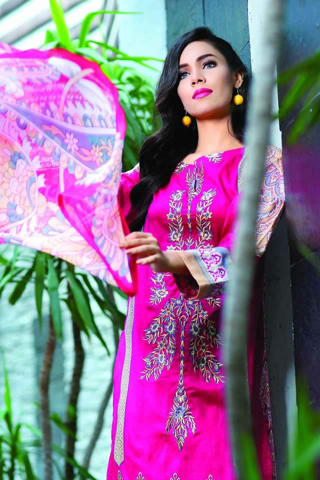 Lala Textile Summer Lawn Collection 2016