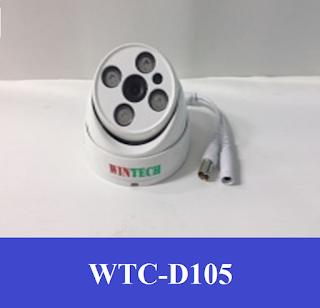 Camera AHD WinTech WTC-D105 Độ phân giải 1.0 MP
