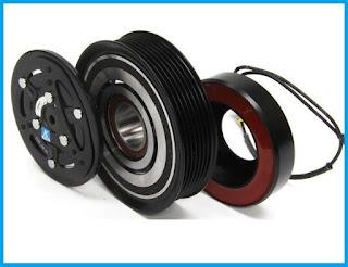 salah satu bagian yang ada didalam sistem pendinginan AC mobil yang sering kali mengalami Penyebab Magnetic Clutch AC Cepat Rusak
