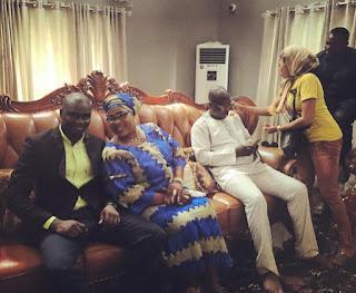 """Mr Latin new movie """"Owo Mi"""" with Odunlad Adekola and Toyin Aimakhu"""
