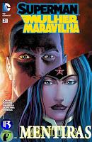 Os Novos 52! Superman & Mulher Maravilha #21