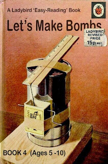 Bomb-making book