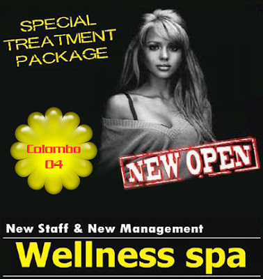 Wellness Spa in Bambalapitiya