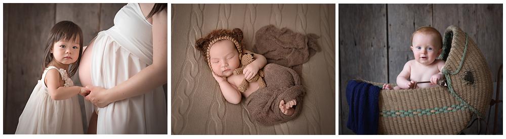 DeKalb  Sycamore IL Newborn Photographer