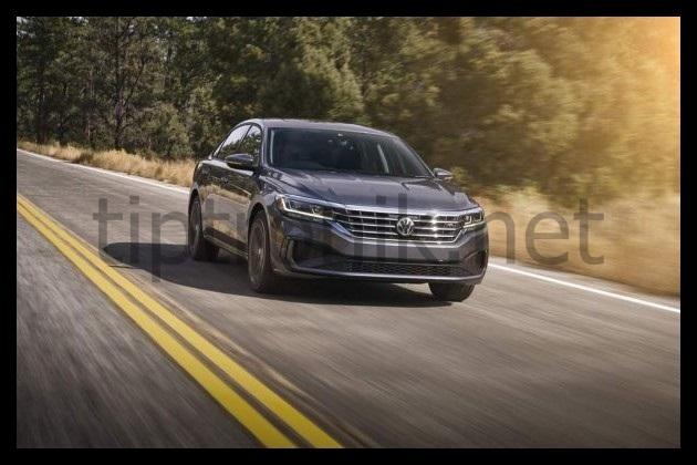 2020 Yeni VW Passat Detroit!