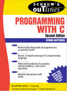 Programming With C by BYRON S. GOTTFRIED PDF Download