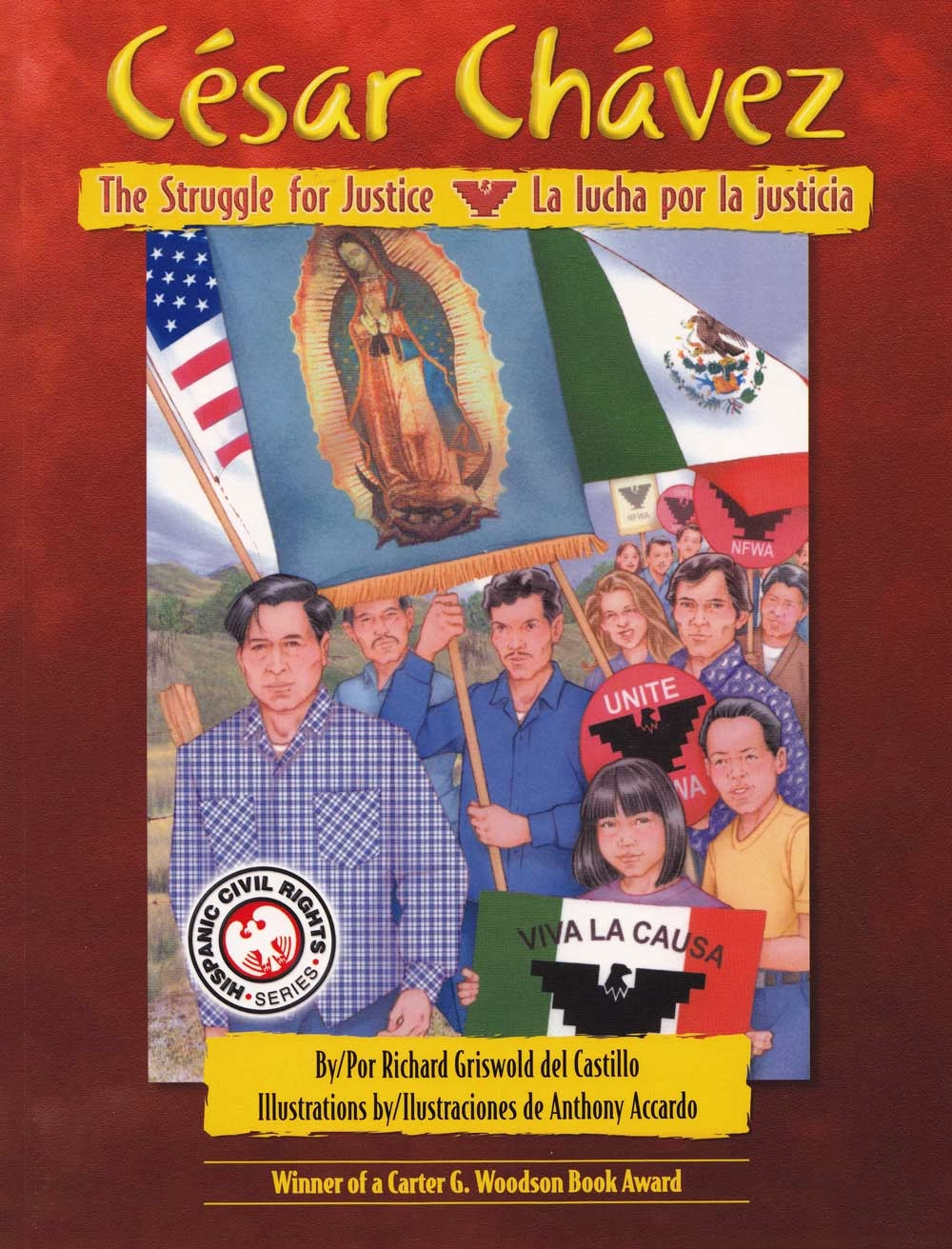 cesar chavez essays fighting for farm workers rights cesar chavez  de colores the raza experience in books for children c atilde copy sar catildecopysar chatildeiexclvez the cesar chavez essay