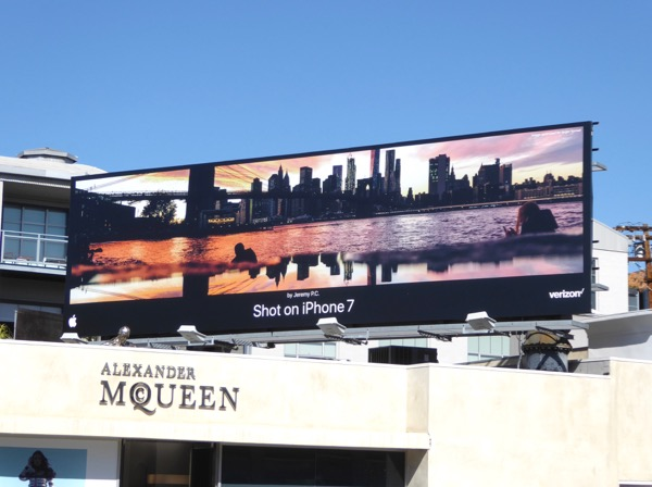 Shot on iPhone 7 Jeremy PC billboard