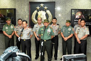TNI-Polri Siap Ciptakan Rasa Aman dan Lindungi Masyarakat