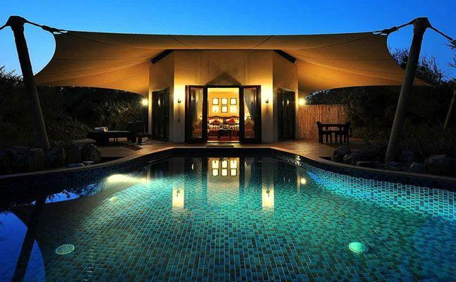فندق منتجع المها الصحراوي دبى al maha resorts dubai