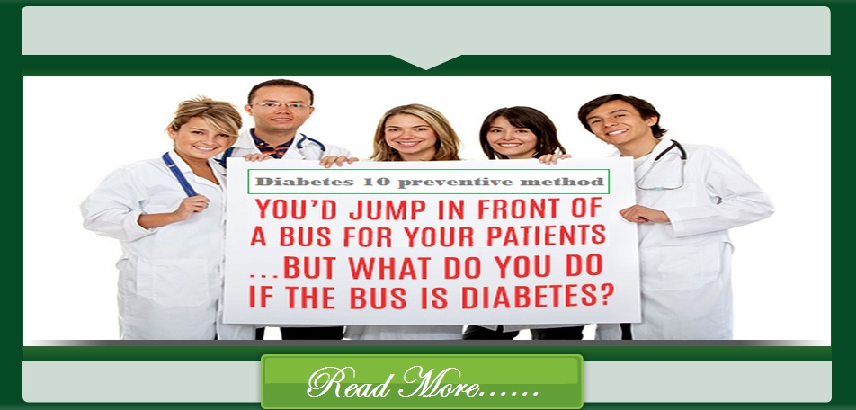 diabetes-10-preventive-method