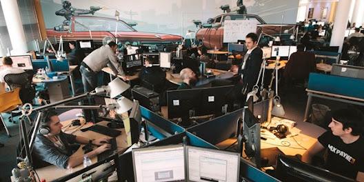 rockstar games north studios inside behind scenes making of gta sa