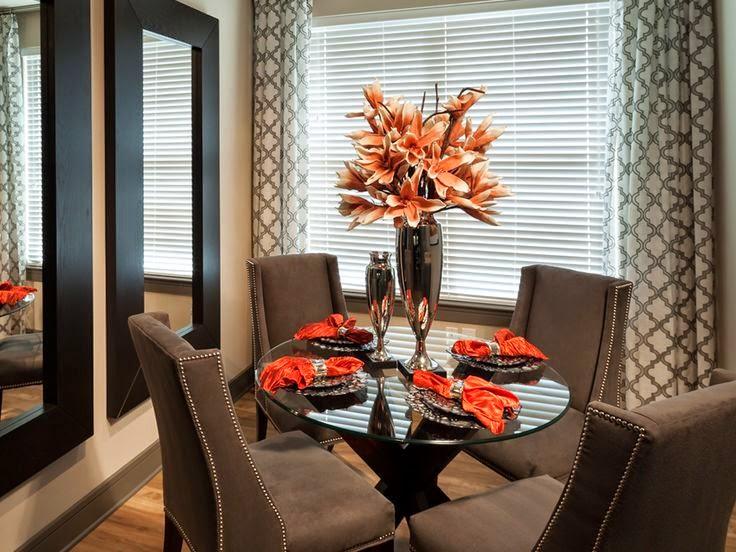 Decoraci n de casa u oficina decoracion de comedor modernas - Decoracion de comedor moderno ...