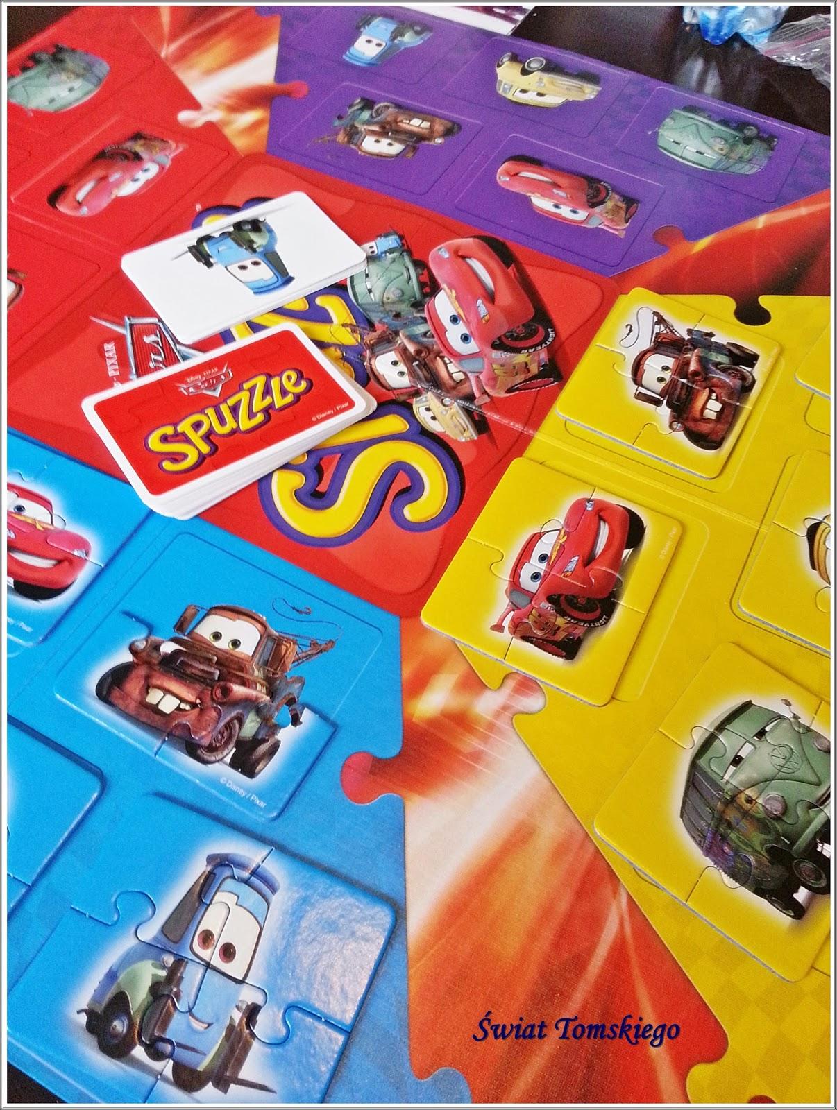 Spuzzle Trefl – pierwsza gra dla najmłodszych