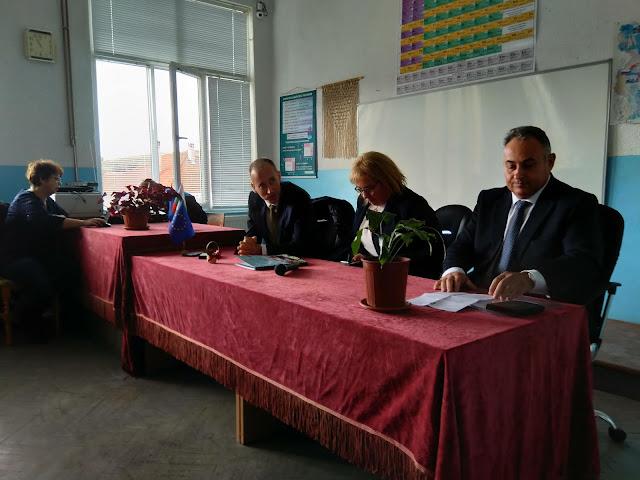 Министерството на образованието осигури средства за ремонт на покрива на детската градина и училището в с. Црънча