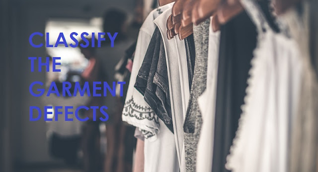 garment defect classification