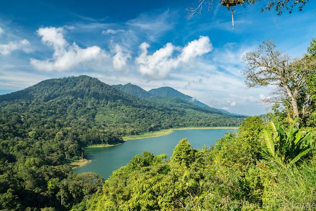 Lac de Tamblingan - Bali