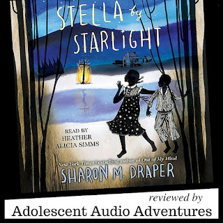 Adolescent Audio Adventures reviews Stella by Starlight