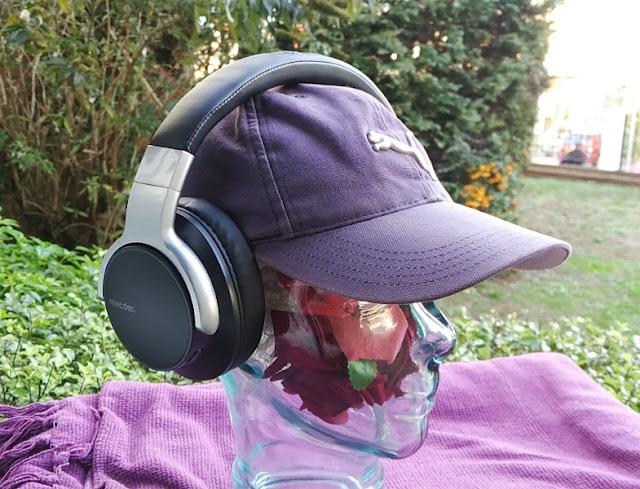 Mixcder E7 Anc Bluetooth Over Ear Headphones