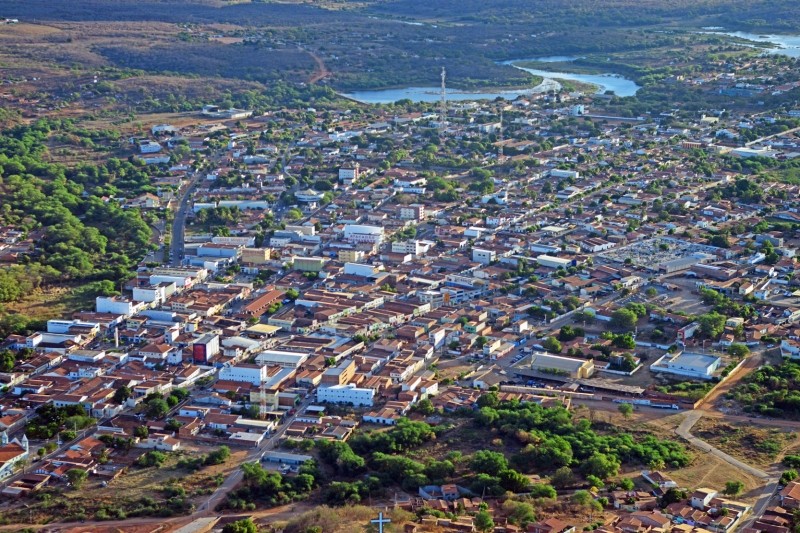 São Raimundo Nonato   Cidade do Piauí