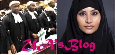If you want to stay in this courtroom, you must remove your hijab - Italian Judge tells Muslim trainee lawyer