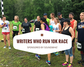 Writers Who Run 10k Trail Race || Top 3 Winners Overall Won Free Wireless SoundWhiz Headphones