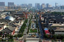 5 Kota Wisata di China Yang Menyimpan Kecantikan Luar Biasa