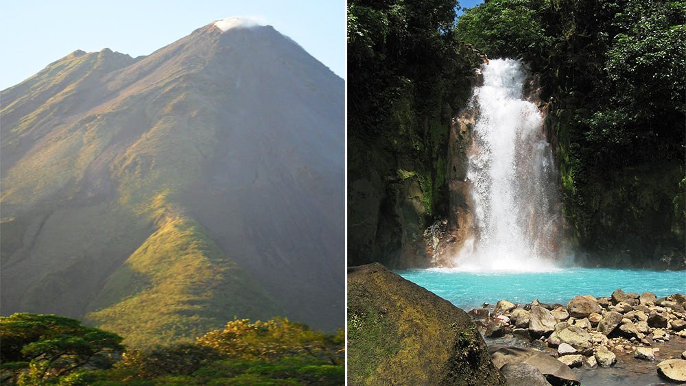 Celeste River Tourism Costa Rica Must See How To