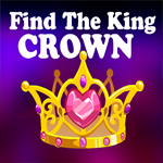 Games4King Find The King Crown