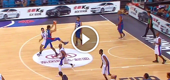 JC Intal's AMAZING Steal and Slam vs Kuwait (VIDEO) Fiba Asia 2015