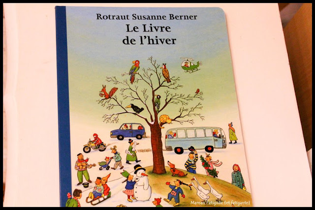 livre hiver saison