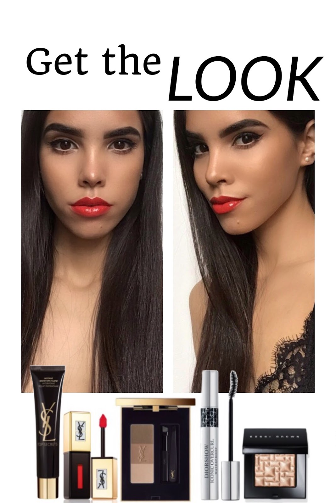 Get The Look - Sexy Red