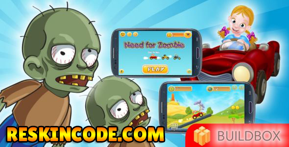 Need For Zombie Admob Android Codecanyon