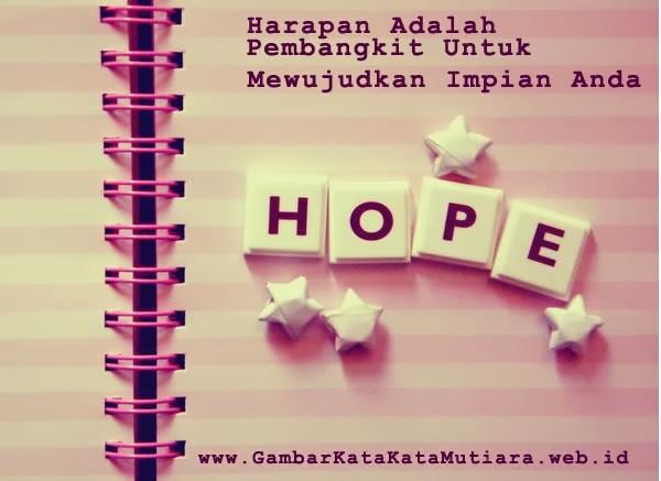 Harapan itu Semangat yang Tak Pernah Padam Bianglala Hijrah