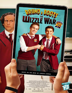 Ver Bruno and Boots: The Wizzle War (2017) Gratis Online