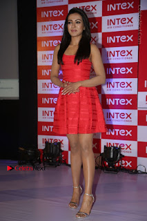 Actress Catherine Tresa Unveils Intex Air Conditioners  0207.jpg