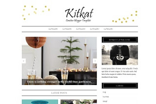 Blogger Template KitKat